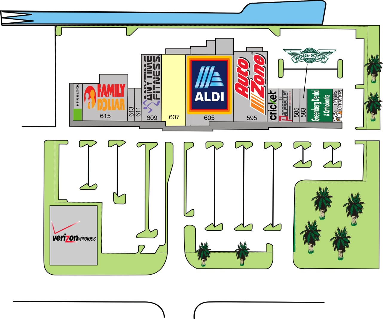 Property Site Plan